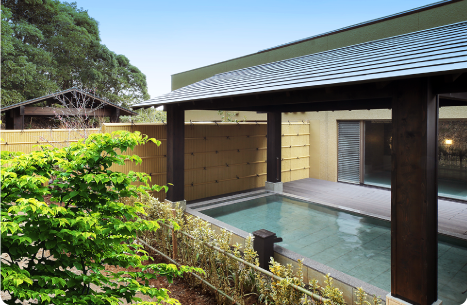 大浴場「郷の湯」